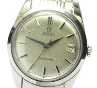 OMEGA Seamaster 166010 Date cal.562 Silver Dial Automatic Men's Watch_594403