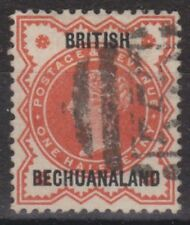 Used Victorian (1840-1901) Postage Bechuanaland Stamps (Pre-1966)