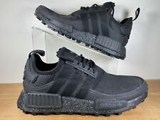RARE Adidas Originals NMD R1 TR Trail Running Shoes Mens Sz 8 FX6813 Core Black