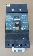 1 SQUARE D FI FI36030 CIRCUIT BREAKER 30A 30 AMP 3P 600V 600 VOLT GREEN LABEL