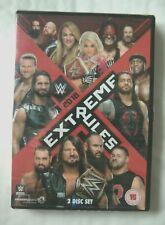 68150 DVD - WWE Extreme Rules 2018 [NEW / SEALED]  2018  FHEDWWE235