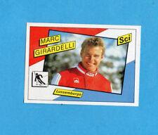 SUPERSPORT 1986-PANINI 86-Figurina n.158- GIRARDELLI-LUX-SCI-Recuperata