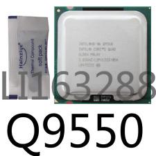 Intel Core 2 Quad Q9550 2.83GHz 12M 1333 Quad-Core LGA775 CPU Processor