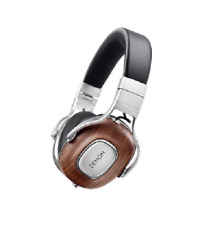 DENON Headphones AH-MM400 MUSIC MANIAC Over ear Hi-Res Wood grain Portable Audio