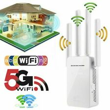 300Mbps WiFi Blast Wireless Repeater WiFi Range Extender Signal Booster AU Plug