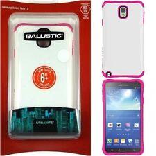 Ballistic Samsung Galaxy Note 3 Urbanite Case Cover Pink / White, UR1262-A49C