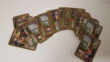 Goodall de Londres patience Cartes à jouer, vintage cartes à jouer, poker
