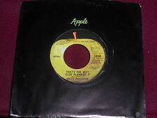 "BILLY PRESTON ""That's The Way God Planned It"" Apple 1808"