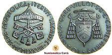 [NC] MEDAGLIA SEDE VACANTE 1978 (II) CAM: CARD VILLOT ARGENTO (nc1819)