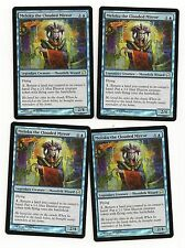 MTG  4X ** MELOKU THE CLOUDED MIRROR FOIL **  X4 Magic Modern Masters
