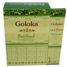 Neu und Ovp Goloka Saffron Indische Räucherstäbchen,180g