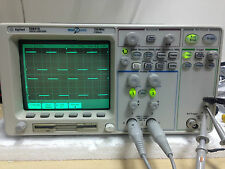 Agilent 54641A 2-Channel, 350 MHz Oscilloscope
