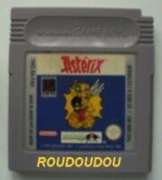 "JEU NINTENDO GAME BOY "" ASTERIX """