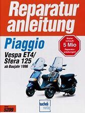 WERKSTATTHANDBUCH REPARATURANLEITUNG WARTUNG 5209 PIAGGIO SFERA 125 / VESPA ET 4