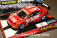 "Slot SCX Scalextric 6138 Opel Astra V8 Coupé DTM ""Dumbreck"" - New"