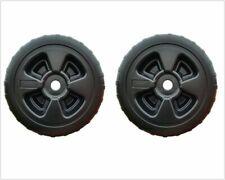 Plastic Dock Wheels TWO PACK Roll in Dock Boat Lift Set Best Quality Marine 24