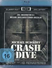 CRASH DIVE - Blu-Ray Disc - Michael Dudikoff -