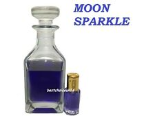 Moon Sparkle Fruity Floral Musk Wood Perfume Oil in Glass Bottle 6ml