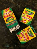 72 NEW CRAYOLA WHITE CRAYONS BULK  LOT FOR COLORING or MELTDOWN ART !!!