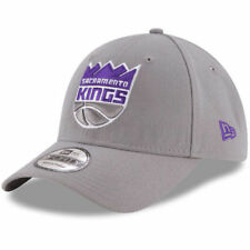 Sacramento Kings Cap NBA Basket New Era Cap Berretto 9 Forty TAGLIA UNICA Velcro