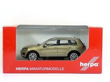 Herpa VW Touareg, Sand Gold Metallic 1:43 (070959)