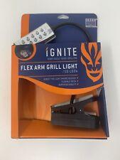 Ignite Flex Arm Grill Light 10 Leds Magnetic Clip On Flexible Neck New