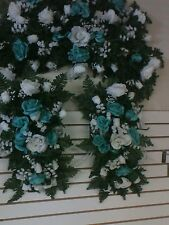 White silk Wedding Flowers Roses Arch  Decor Centerpieces any color rush orders