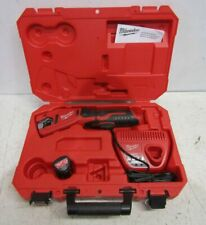 Milwaukee M12 Cordless Copper Tubing Cutter Kit 2471-21