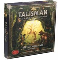 The Woodland Expansion - Talisman Magical Quest Game