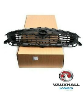 Genuine Vauxhall Insignia A 2014-2017 Facelift Front Bumper Grille Backing