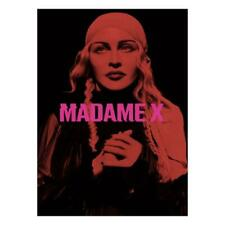 MADONNA - MADAME X TOUR BOOK 2019 OFFICIAL USA PROGRAM CONCERT PROGRAMME NEW