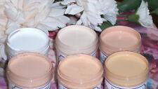 Pk7 Flesh Paint Kit for Composition Crazing Doll Repair 6-1oz Colors