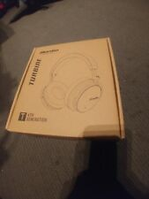 Bluedio T4S Bluetooth 4.2 Headphones Noise cancelling Wireless On Ear Headsets