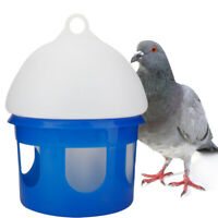 2L Large Capacity Automatic Bird Supplies Pigeon Feeder Water Dispenser Waterer