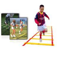 8-rung Agility Ladder for Soccer Speed Football Fitness Feet Training Durable BO