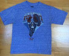 MARVEL CAPTAIN AMERICA - BLUE T-shirt BOY - size Large