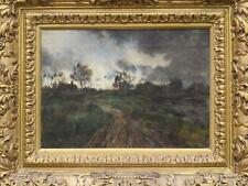 Pre-Raphaelite Benjamin Williams Leader (b1831) Landscape Birmingham Art Gallery