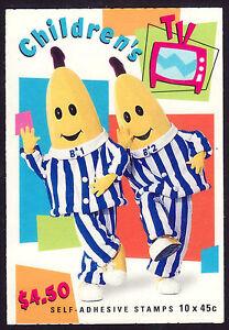 Childrens TV 1999 bkt. Philatelic Barcode 132354. Ret: $22.00! •  Free Post