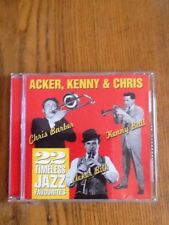 ACKER, KENNY & CHRIS (Bilk/Ball/Barber) 22 Timeless Jazz Favourites -