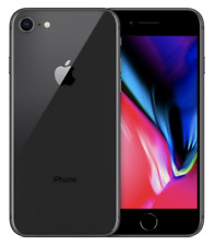 Apple iPhone 8 - 256GB - Space Grau (Ohne Simlock) Smartphone