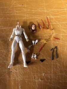 "Marvel Legends Black Widow Deadly Origin Body Target Exclusive 6"" And Fodder"