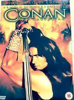 Conan the Barbarian DVD 1982 Fantasy Epic Classic 2-Disc Spec Ed w/ Slipcover