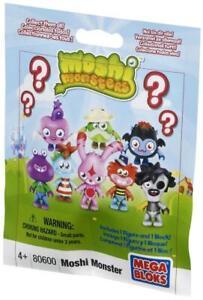 Moshi Monsters Mega Bloks Moshling Blind Packaging Random Figure