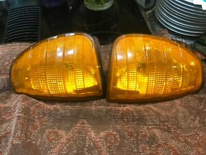 Mercedes Benz Front Corner Lamps  W123 (From 1983 300TD or 300D)