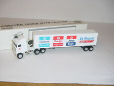 1/64 MOPAR Tractor & Trailer Set W/Box! Sharp!