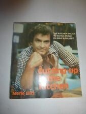 Cutting Up in the Kitchen: The Butcher's Guide 1975 PB Merle Ellis, Signed B141