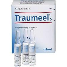 TRAUMEEL S Ampullen 10St HEEL 4312305