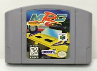 N64 Multi-Racing Championship MRC Game Cartridge *Authentic/Cleaned/Tested*