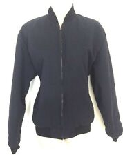 Horace Small Women Small Security Police Navy Blue Uniform Work Coat Jacket