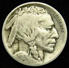 1916 D Buffalo Indian Head Nickel G Good (B01)